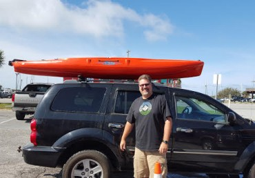 1st of 3 Limited Edition Kayaks sold