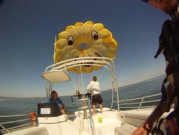 Book Parasailing at Pensacola Beach