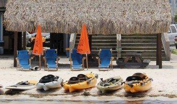 Rent Kayaks on Pensacola Beach