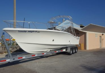 New Parasail Boat!!!