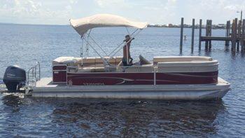Pensacola Beach Pontoon Boat Rentals | Key SailingKey Sailing