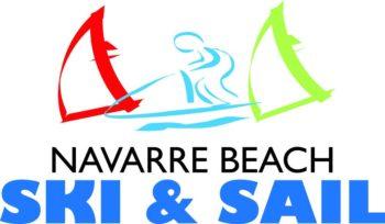 Navarre Beach Ski & Sail Logo Image